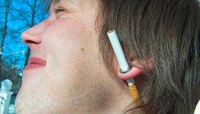 Estirar las orejas demasiado rápido puede ocasionar un reventón.