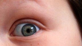 Muchas gotas son seguras para usar en los ojos de los niños.