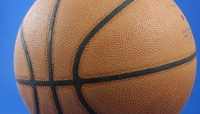 Las pelotas de baloncesto están hechas de cuero genuino o compuesto.