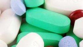 Medicamentos que causan alucinaciones.