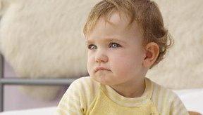 Ira producida por un desequilibrio químico en los niños.