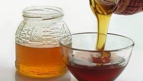 La miel es un remedio natural para la piel seca y con granos.