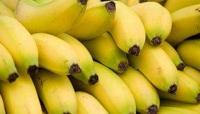 Las bananas actúan como beta bloqueantes.
