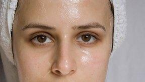 Eliminación de las manchas de la piel.