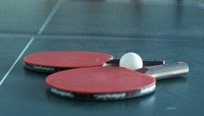 Las raquetas de tenis de mesa deben ser limpiadas después de cada partido.