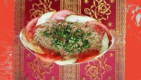 El trigo bulgur, utilizado en ensaladas tabule, puede ayudar a reducir la inflamación.