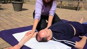 Terapia de masaje.