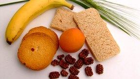 La fruta y los cereales enteros se añaden a una dieta de reflujo ácido.