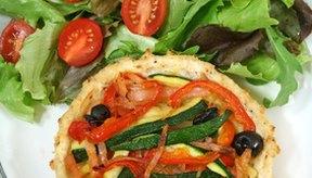 La ricota es una protagonista en los platos italianos.