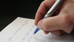 Escribir la historia