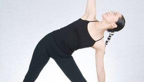 El yoga te ayuda a mantener tu peso.