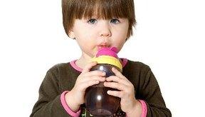 Es importante mantener hidratado a tu hijo durante su infección por rotavirus.