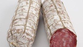 Un nutriente en el salami puede ayudar a mantener la salud de tu piel.