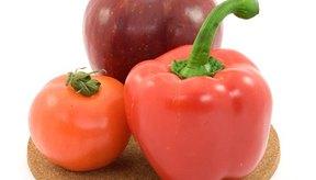 Las frutas y verduras son excelentes alimentos para diabéticos.