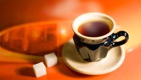 Los tés calientes mantienen el cuello, garganta y rostro calentitos.