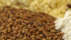 Las semillas de fenogreco pueden producir malestar estomacal.