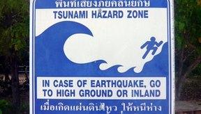 Signo de Tsunami.
