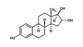 El 17-beta estradiol es una hormona sexual femenina primaria.