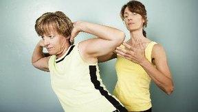 Haz ejercicio en casa.
