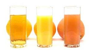 Los jugos proporcionan vitaminas y antioxidantes que el cuerpo necesita.