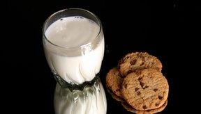 Los planes de dieta libres de azúcar y lácteos no permiten leche ni galletas.