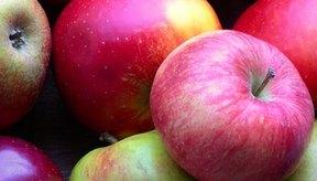 La mayoría de las manzanas tienen entre 11 y 18 por ciento de azúcar.