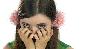 Los temblores, uno de los síntomas de la ansiedad.