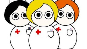 Los utensilios de una enfermera dependen de sus responsabilidades.