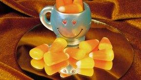 El amarillo 5 es usado ampliamente en la fabricación de dulces.