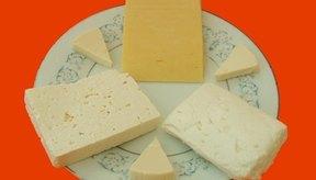 La alergia al queso no es tan poco común