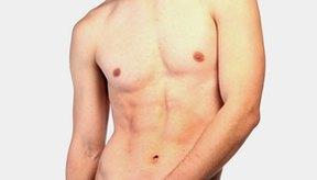 Los adolescentes varones pueden perder peso rápidamente.