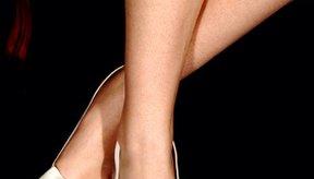 Mejora la piel seca y escamosa de las piernas.