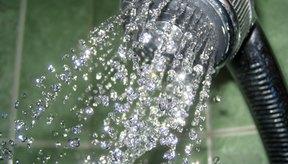 Las duchas regulares son parte de una buena higiene.