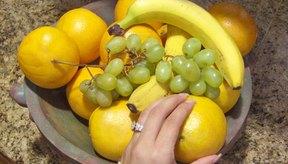 Siempre ten una fruta cerca por si tienes hambre.