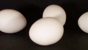 Los huevos pueden ayudar a disminuir la absorción de hierro.