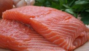 Salmón, el pescado representativo del omega 3.