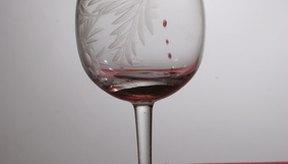 Una porción de vino es una buena opción para alguien en una dieta.