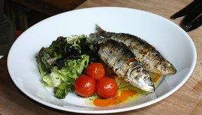 Las sardinas son ricas en vitamina B-12.