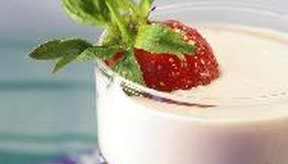 Yogur natural con cultivos activos vivos.