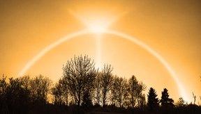 Muchas personas que sufren de migraña ven auras o halos.