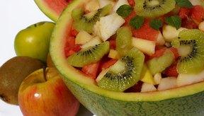 Las frutas contienen esteroles vegetales, los que pueden ser beneficiosos para las personas que sufren de espondilits anquilosante.