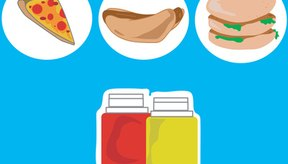 Muchos alimentos preparados, como las comidas rápidas, contienen mono y diglicéridos.