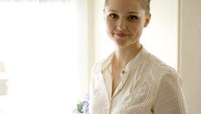 Las mujeres con niveles bajos de estrógeno pueden tener acné.