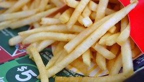 Los alimentos fritos pueden causar una variedad de problemas estomacales.