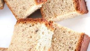 El pan de banana es una opción baja en carbohidratos.