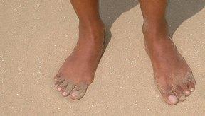 Por qué los pies huelen a amoníaco.