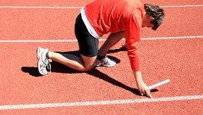 Los músculos distendidos son la lesión más común entre atletas.