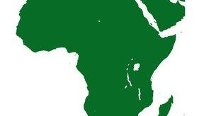 África central segundo lugar por sus bosques tropicales.