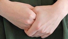 El temblor de las manos puede ser el resultado de muchos factores distintos.