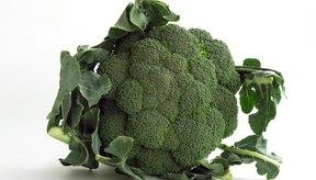 El brócoli causa indigestión